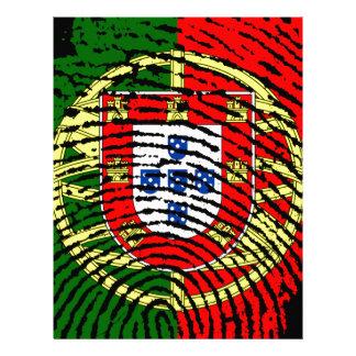 Portugal Letterhead