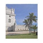 Portugal, Lisboa. Torre de Belem, un mundo 2 de la Bloc De Papel