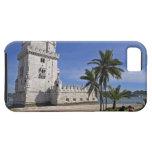 Portugal, Lisboa. Torre de Belem, un mundo 2 de la iPhone 5 Case-Mate Cárcasa