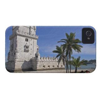 Portugal, Lisboa. Torre de Belem, un mundo 2 de la Case-Mate iPhone 4 Protector