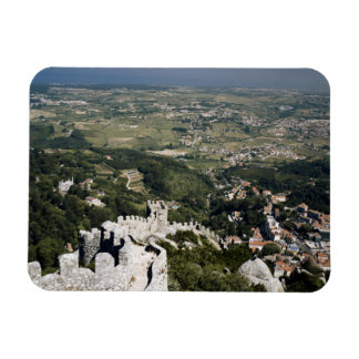 Portugal, Lisbon Province, Sintra, View From Magnet