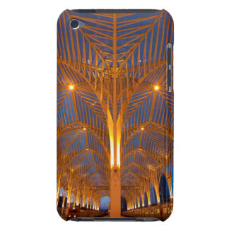 Portugal, Lisbon. View Of Modern Station iPod Touch Case-Mate Case