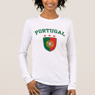 Portugal Long Sleeve T-Shirt