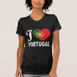 Portugal Love W Tee Shirts