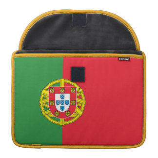 Portugal Macbook pro Rickshaw Flap Sleeve Sleeve For MacBook Pro
