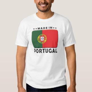 Portugal Made Tee Shirts