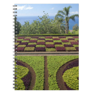 Portugal, Madeira Island, Funchal. Botanical Notebook