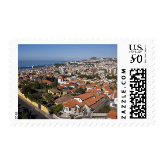 Portugal, Madeira Island, Funchal. Cable car Postage