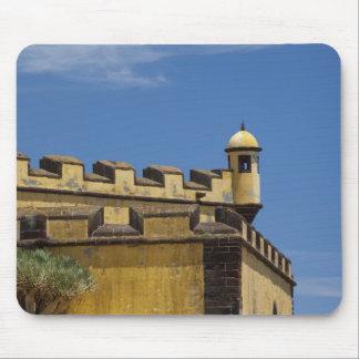 Portugal, Madeira Island, Funchal. Historic Mouse Pad