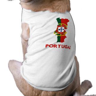 PORTUGAL MAP T-Shirt