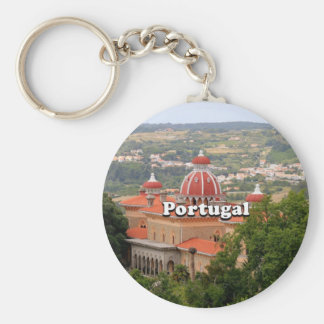 Portugal: Monserrate Palace, near Sintra Keychain