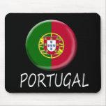 Portugal Mousepad Tapete De Ratones