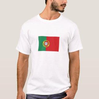Portugal National Flag T-Shirt