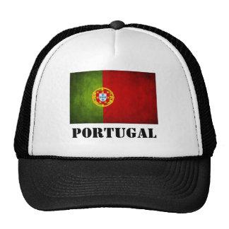 Portugal national flag trucker hat
