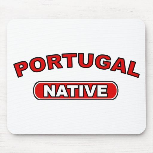 Portugal Native Mouse Pad