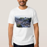 Portugal, Obidos. Elevated view of whitewashed T Shirt