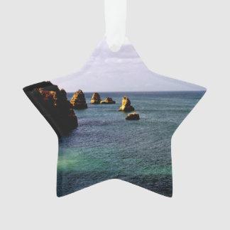Portugal Ocean, Teal & Azure Paradise Sea