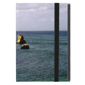Portugal Ocean, Teal & Azure Paradise Sea Cover For iPad Mini