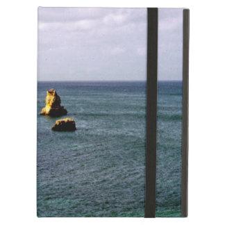 Portugal Ocean, Teal & Azure Paradise Sea iPad Air Case