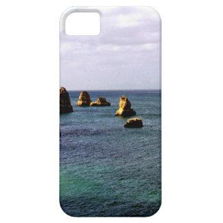 Portugal Ocean, Teal & Azure Paradise Sea iPhone SE/5/5s Case
