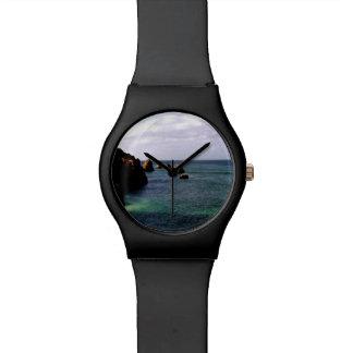 Portugal Ocean, Teal & Azure Paradise Sea Watch