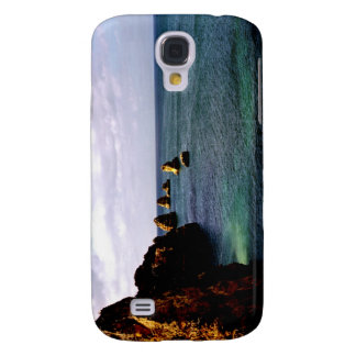 Portugal Oceanscape - Teal & Azure Paradise Galaxy S4 Case