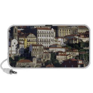 Portugal, Oporto (Oporto). Casas históricas y Portátil Altavoces