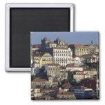 Portugal, Oporto (Oporto). Casas históricas y Imán Cuadrado