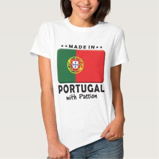 Portugal Passion Tee Shirts
