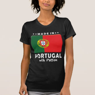 Portugal Passion W T-shirts