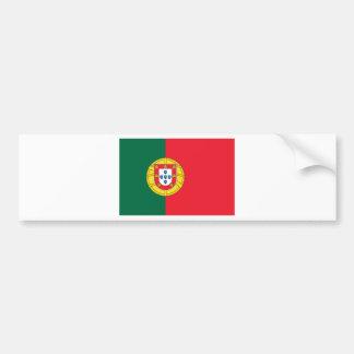 Portugal Pegatina Para Auto
