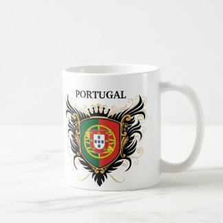 Portugal [personalice] taza básica blanca