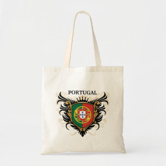 Portugal [personalize] budget tote bag