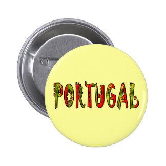 Portugal Pin Redondo 5 Cm
