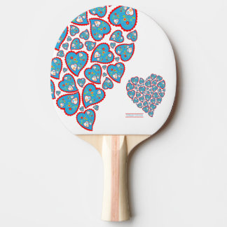 portugal Ping-Pong paddle