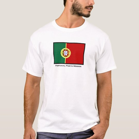 Portugal Porto LDS Mission T-Shirt