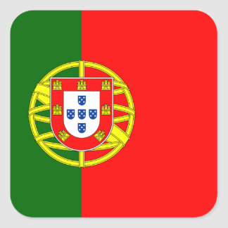 Portugal - Portuguese Flag Stickers