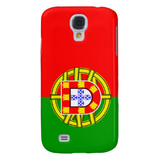Portugal Portuguese National Flag  Galaxy S4 Cases