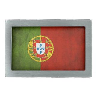 Portugal Pride Belt Buckle