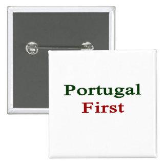 Portugal primero pins