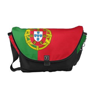 Portugal Rickshaw Messenger Bag