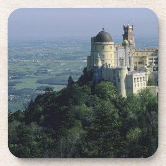 Portugal Sintra palacio de Pena encima de Serra Posavaso