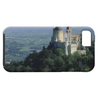 Portugal, Sintra, Pena Palace, atop Serra da iPhone SE/5/5s Case