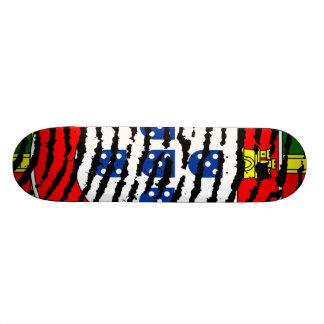 Portugal Skateboard Deck