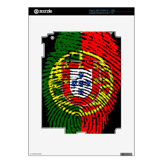 Portugal Decals For iPad 2