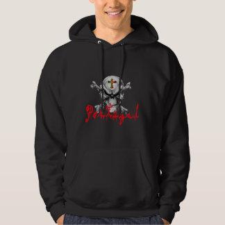 Portugal Skull Hoodie
