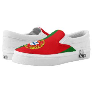 Portugal Slip-On Sneakers