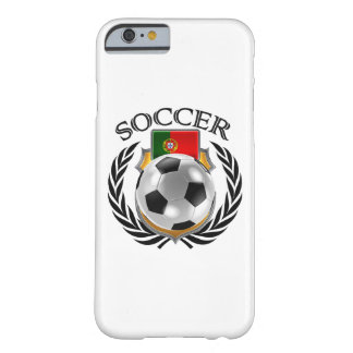 Portugal Soccer 2016 Fan Gear Barely There iPhone 6 Case