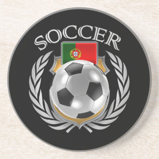 Portugal Soccer 2016 Fan Gear Coaster