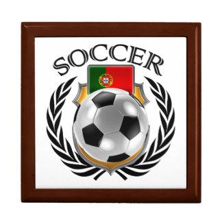 Portugal Soccer 2016 Fan Gear Gift Box